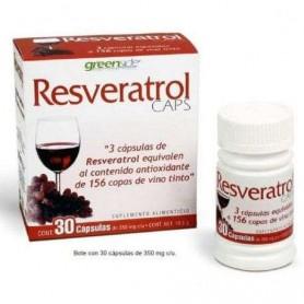 Greenside Resveratrol, antioxidant