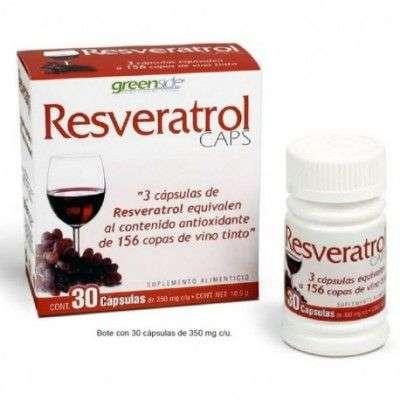 Resveratrol de Greenside, antioxidante GreenSide - 1