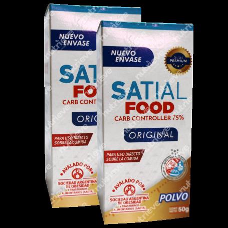 Satial Food Two Pack Ahorro e.x.