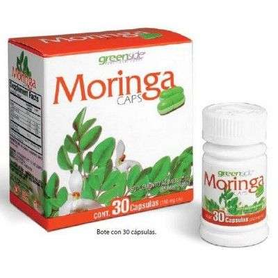Antioxidant Moringa 30 Caps Greenside