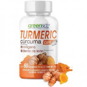 Turmeric Cúrcuma - Antiinflamatorio natural GreenSide - 1