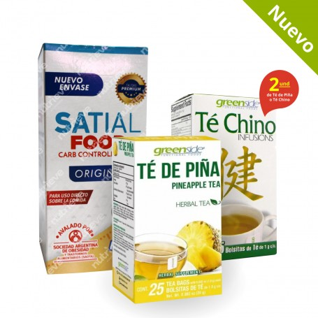 Pack Satial Food Plus  - 1