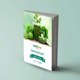 Desintoxícate con jugos verdes en 10 días
