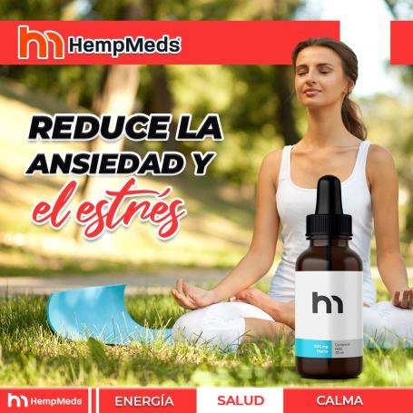 HM Wellness 300 Menta Cannabidiol 10mg. Gotas  - 1
