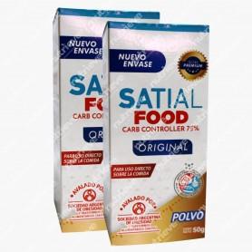 Satial Food Two Pack Ahorro