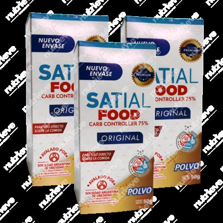 Satial Food 3 Pack Ahorro